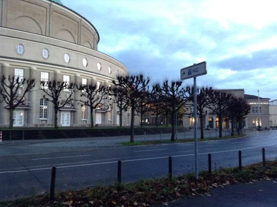 Hannover Congress Centrum, Kuppelsaal