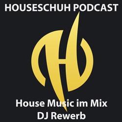 Houseschuh Podcast Logo