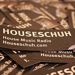 Houseschuh Sticker