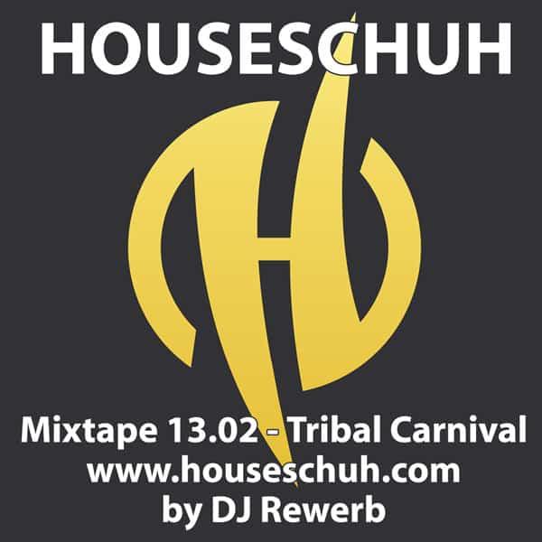 Houseschuh 13.02 Tribal Carnival