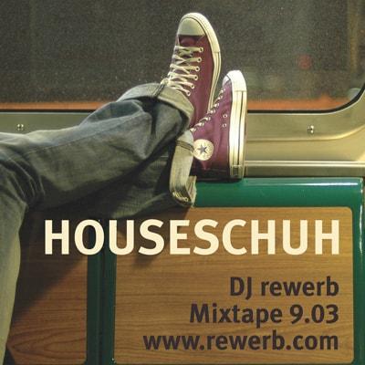 Houseschuh 9.03