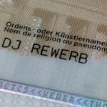 Künstlername im Personalausweis