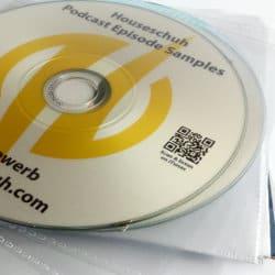 QRCode auf Promo-CD drucken