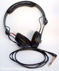 Sennheiser HD 25 im DJ-Test | Fazit nach über 600 Gigs