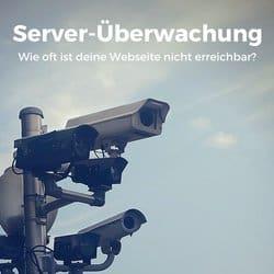 Wie oft ist deine Webseite nicht erreichbar? Server-Überwachung per E-Mail einrichten