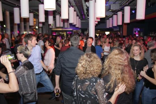 Tanzfläche des Terminal90 Nürnberg, bei Ü30 House Edition Party