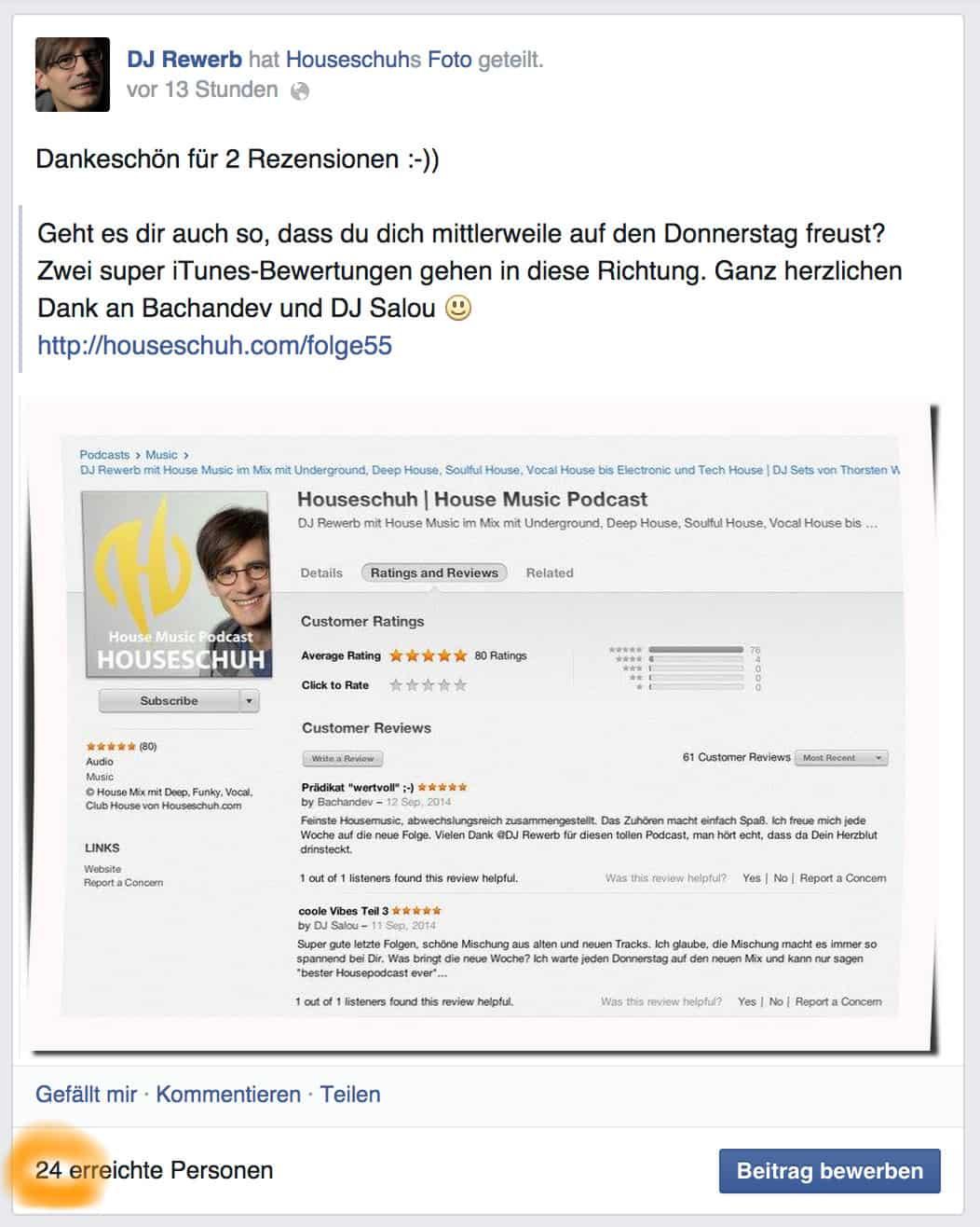 e7ca2abb79 Cross-PR - Wie mache ich Werbung bei Facebook, ohne dafür zu ...
