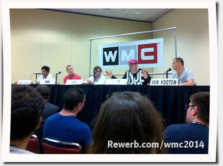 Independent Labels 101, WMC panel 2014