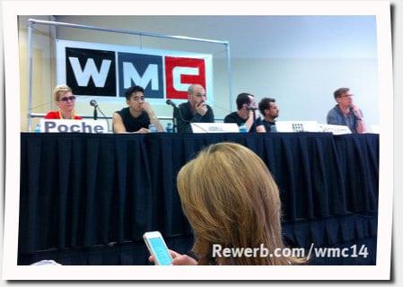 Utilizing Social Media, WMC panel 2014