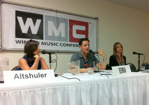 WMC Panel Beats To The Bucks