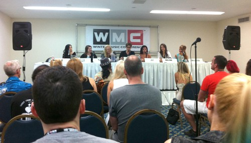 WMC Panel Chicks with Decks